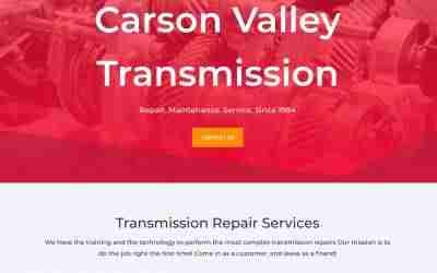 Carson Valley Transmission