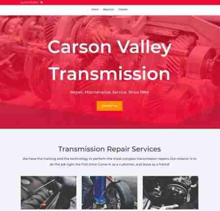 Carson Valley Transmission in Gardnerville, NV