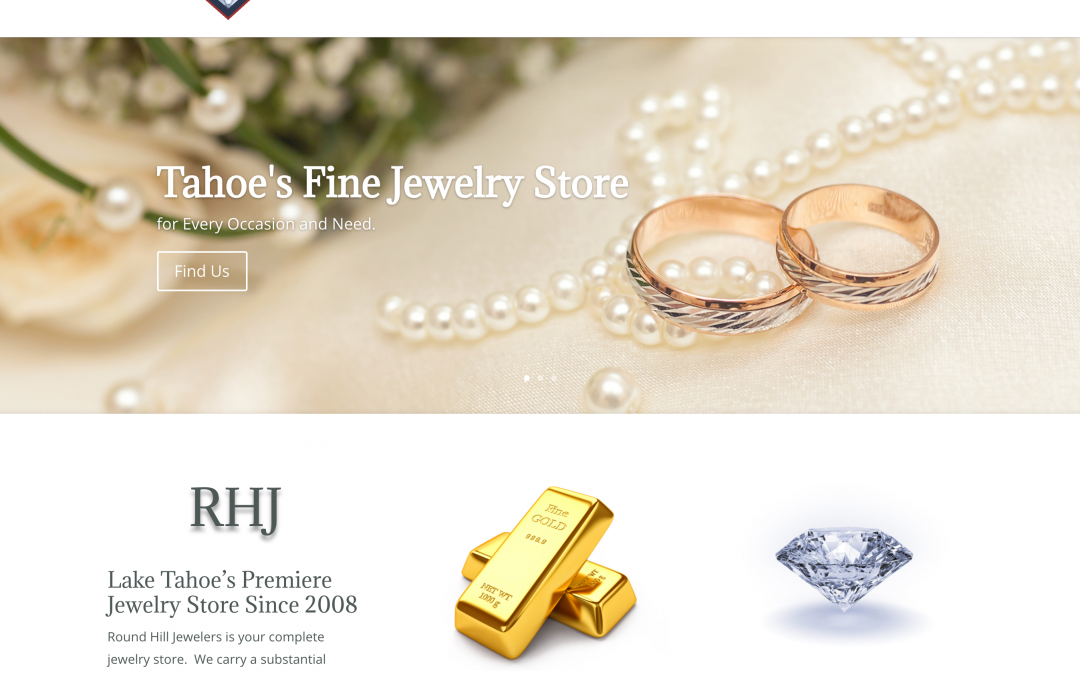 A New Site for Round Hill Jewelers